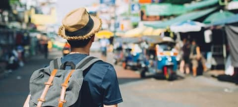 Are International Internships on the Rise?