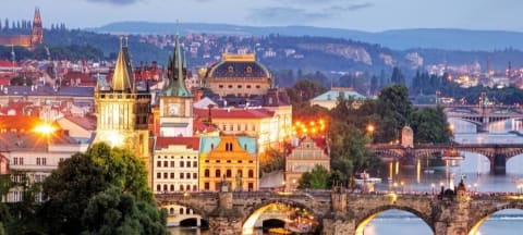 Six Reasons to Study in Prague