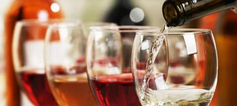 Top Five European Countries for Wine Studies