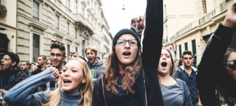 An Abbreviated History of Youth Movements
