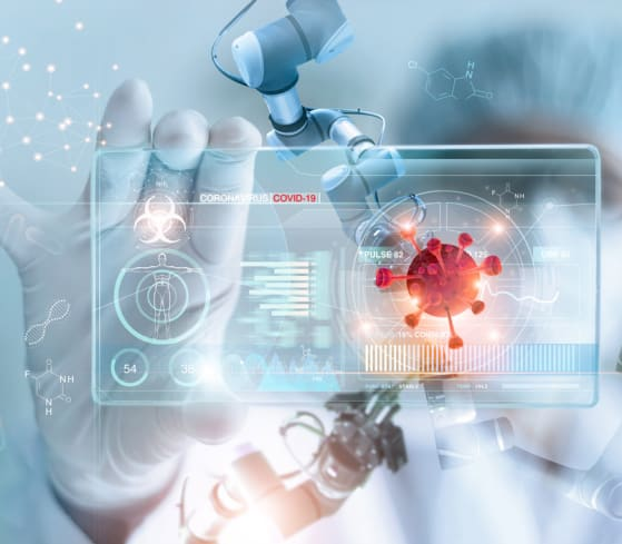 Digital developments in Healthcare Amid COVID-19