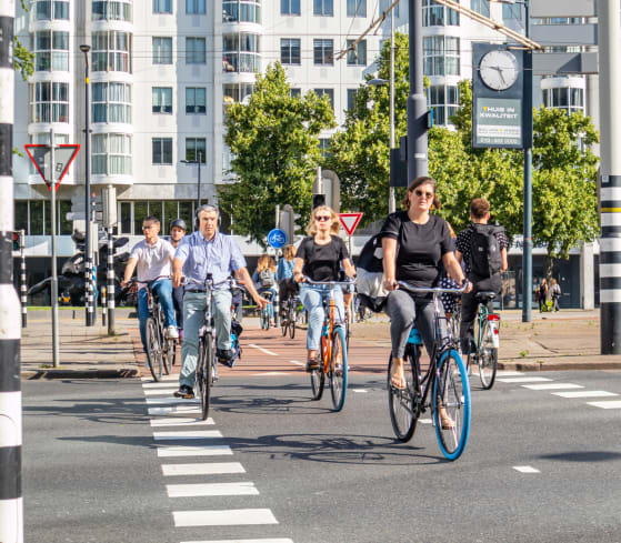 How Pedal Power and Urban Planning are Changing Cities
