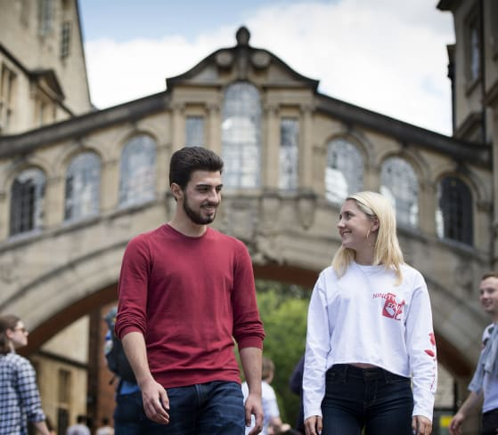 7 Reasons to Study in Oxford