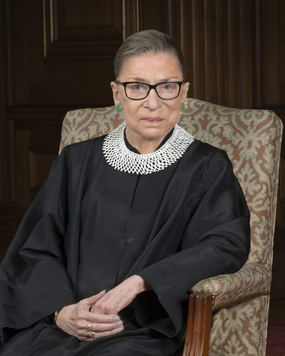 What Law Students Should Know About the Ruth Bader Ginsburg Effect