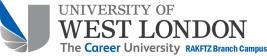 University of West London - Ras al Khaimah Campus