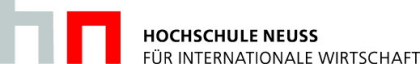 Neuss University for International Business