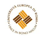 European University of Rome - Summer school