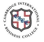 Cambridge International Business College