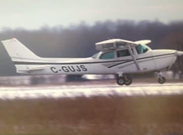 st thomas plane