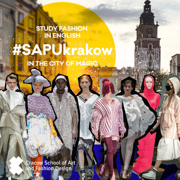 Fashion Design Diploma Krakow Poland 2020 2021