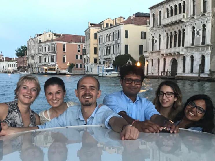 Field trip to Venice