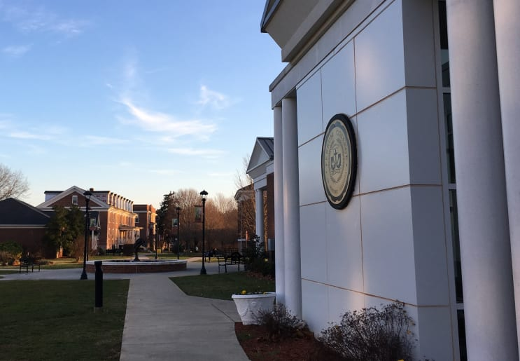 Ferrum College--Franklin Hall