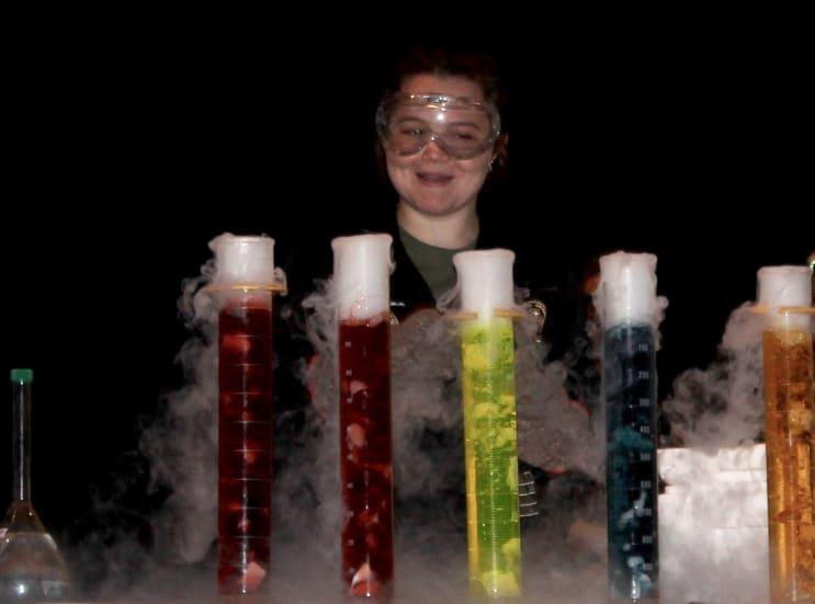 Chemistry at Ferrum College