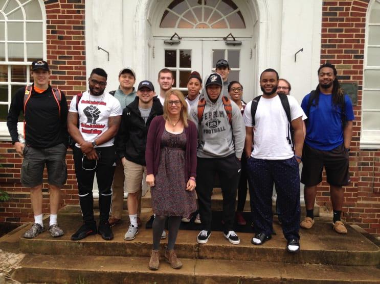 Ferrum College--Britt Hall
