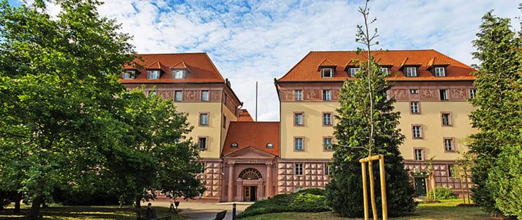 Kounic's Student Dormitory