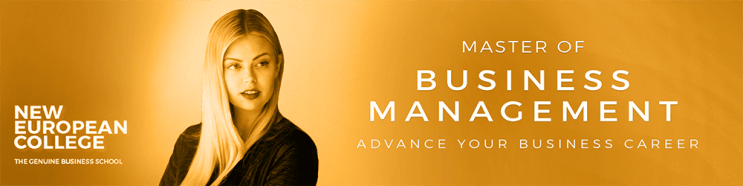 Master of Business Management
