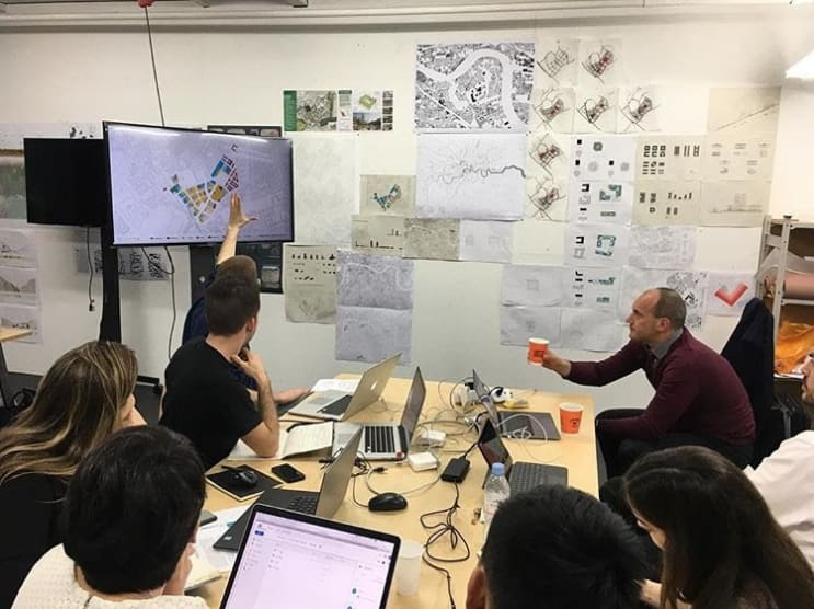 City Design crit