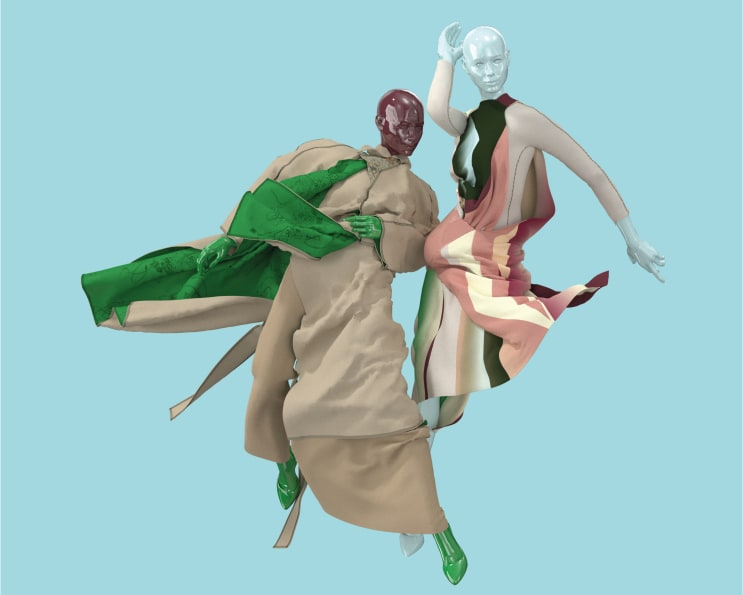 Timothee Gleize, MA Fashion 2019
