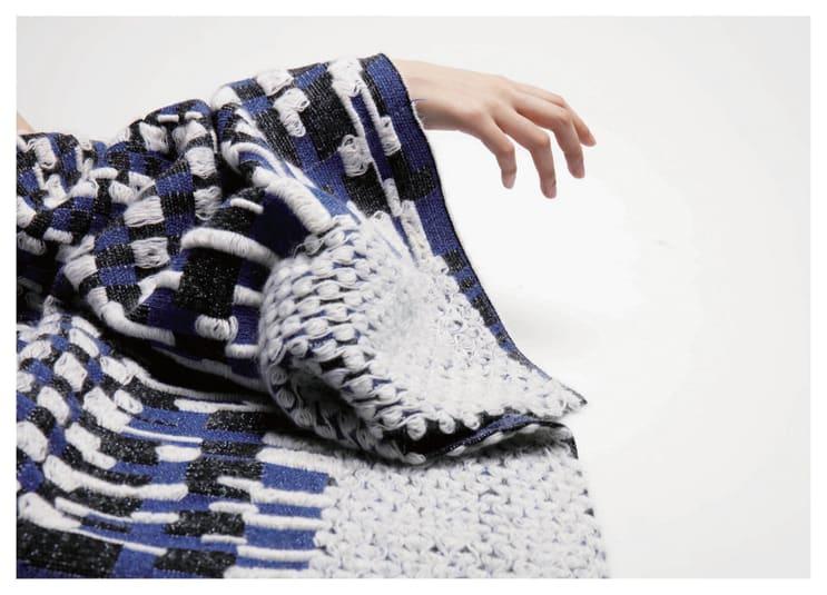 Xingchen Lu, MA Textiles 2019