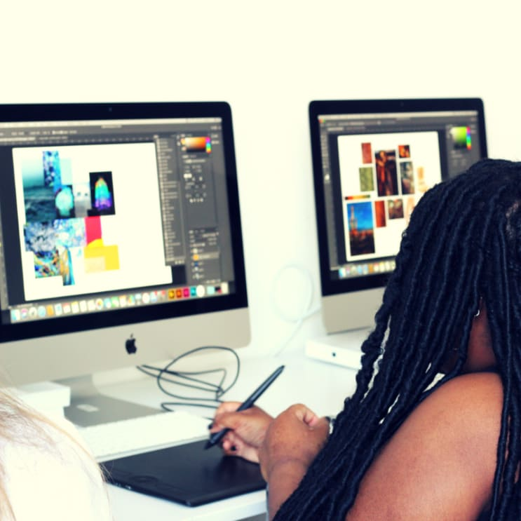 Graphic & Fashion Promotion Summer Course