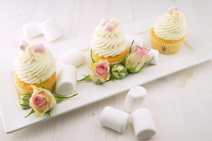 cupcakes, muffins, baking