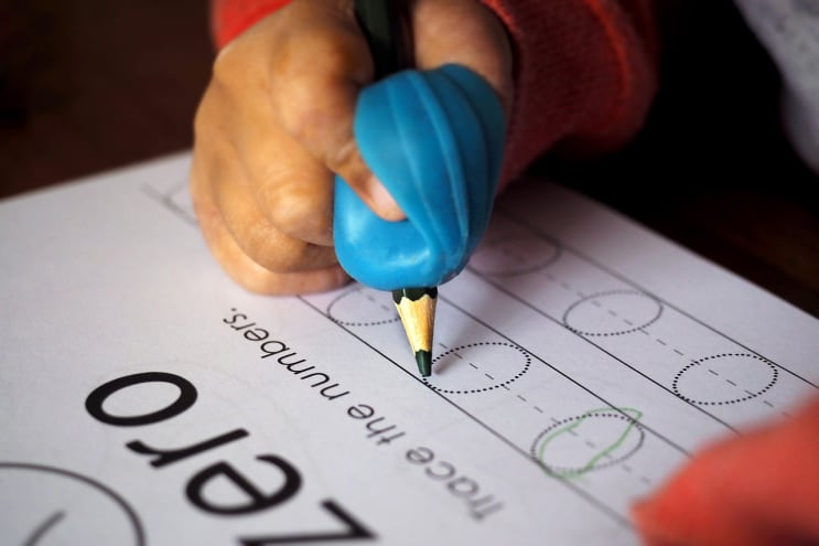 writing, children, learning