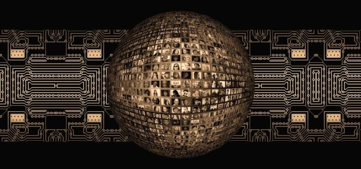social media, digitization, faces