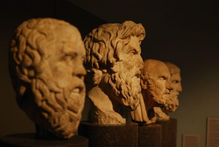 bustos, filsofia, aristotle