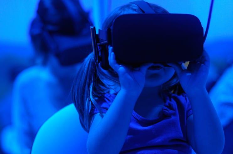 VR Smurfs
