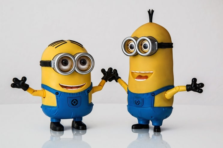 dancing dave minion, minion tim, despicable me