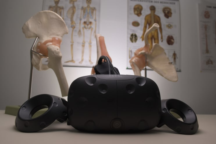 virtual reality meets physical therapy