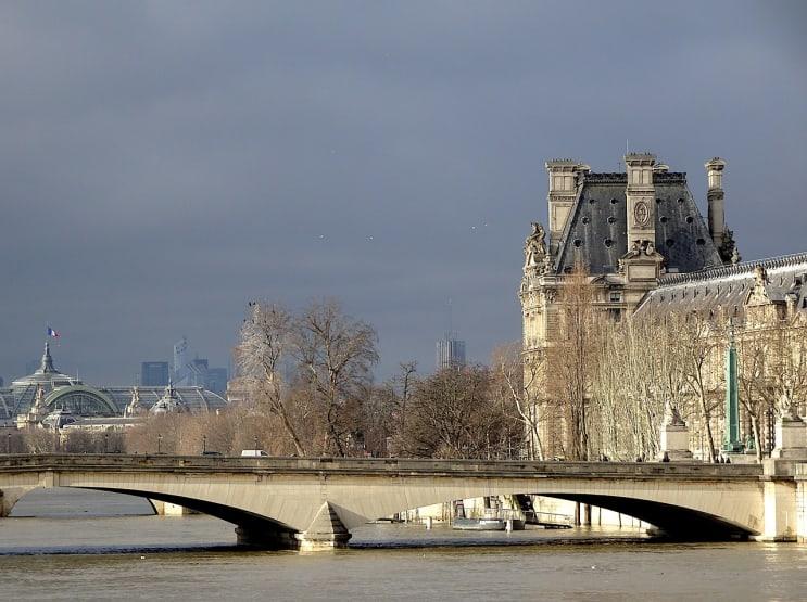 paris, france, urban landscape