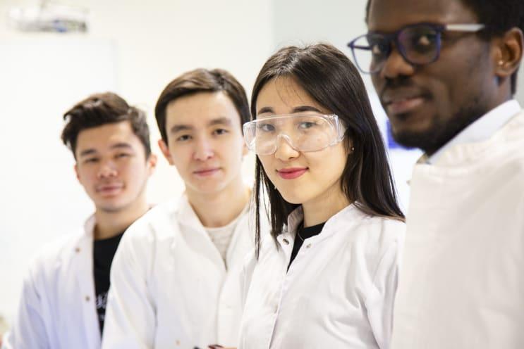 Nazarbayev University Students