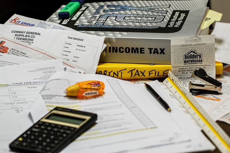 income tax, calculation, calculate