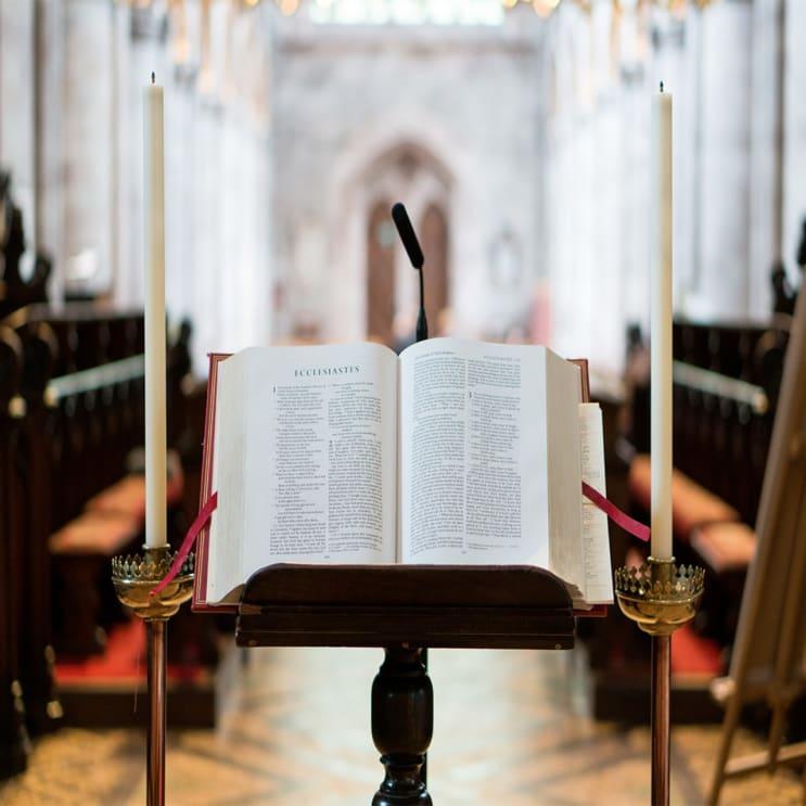 church, bible, s