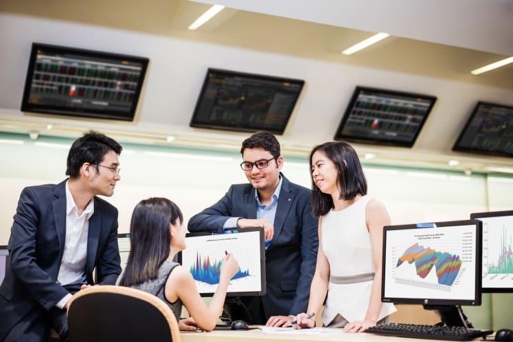 MSc Financial Engineering Nanyang Technological University