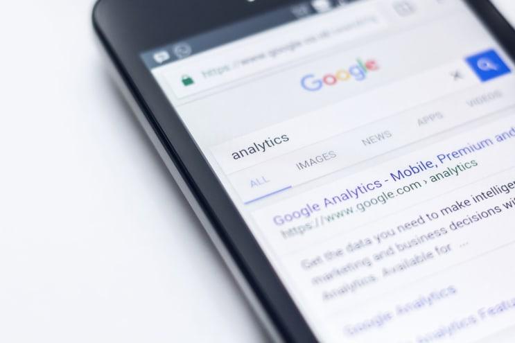 Google analytics phone