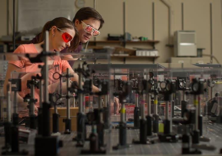 Lehigh University Physics Graduate Students