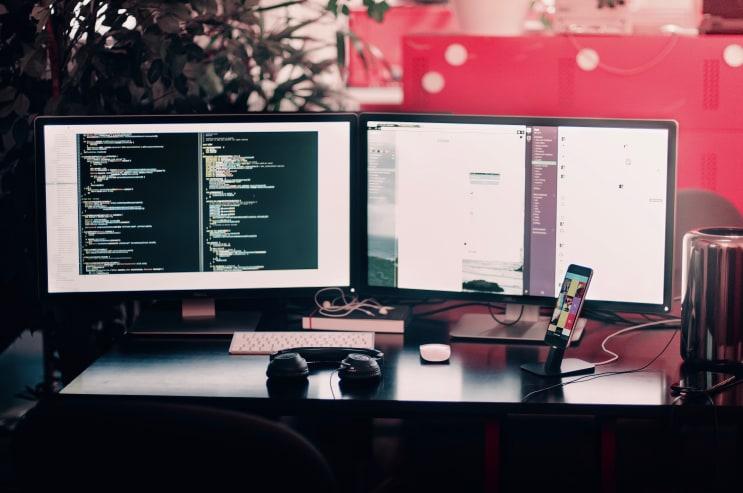 Coding workstation