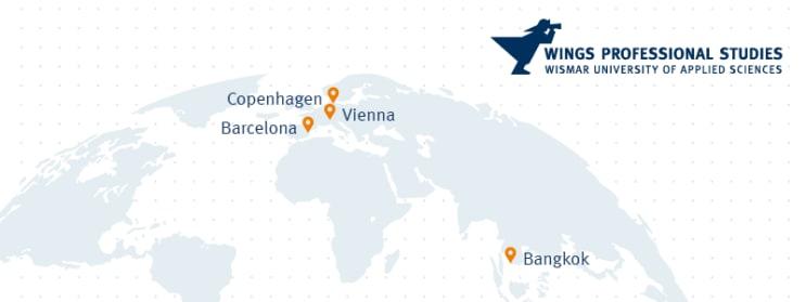 WINGS International Locations