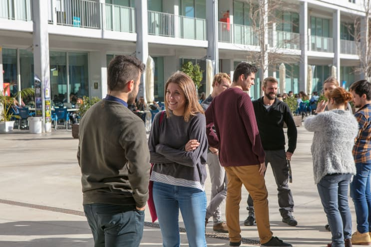 Master students - Campus Catalunya URV