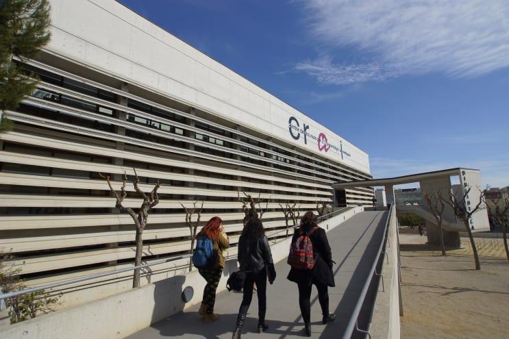 View of Campus Sescelades, Tarragona