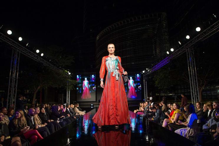 fashion show, fashion, catwalk