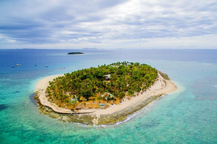 Pacific Ocean island