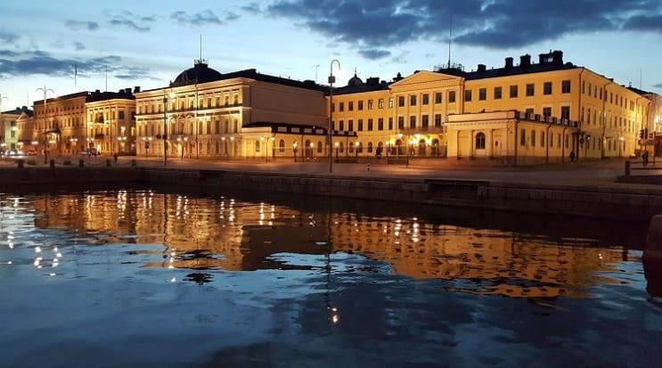 Mention photographer Juha Kalaoja and Visit Finland