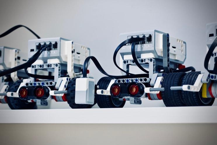 Legobots