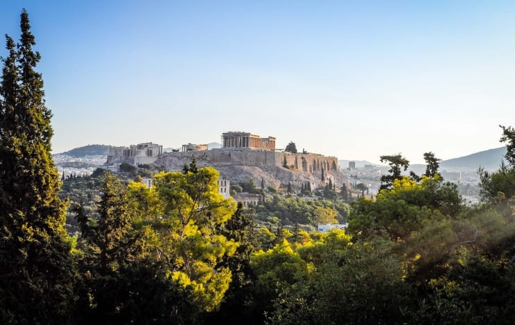 archaeology, history, athens