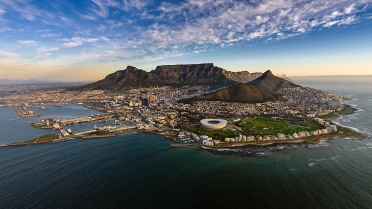 Cape Town sustainable