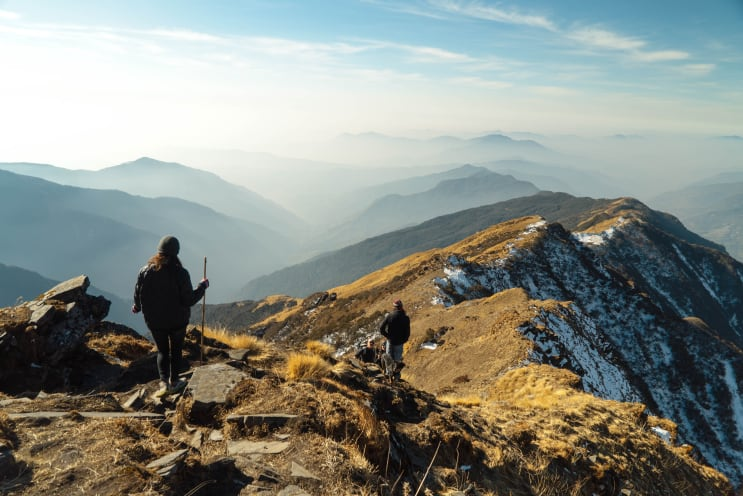Adventurous Mountain Hikes