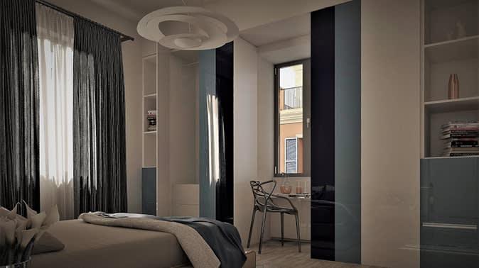 BA in Interior Design English Roma